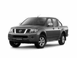 Автомобильные коврики EVA Nissan Navara II D40 (2004-2015)
