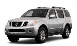 Автомобильные коврики EVA Nissan Pathfinder III R51 7 мест (2004-2010)