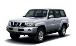 Автомобильные коврики EVA Nissan Patrol Y61 (1997-2004)