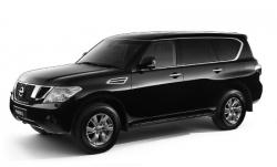 Автомобильные коврики EVA Nissan Patrol Y62 (2010->)