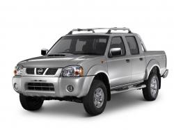 Автомобильные коврики EVA Nissan NP300 Double Cab (2008-2015)