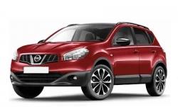 Автомобильные коврики EVA Nissan Qashqai I J10 (2006-2013)