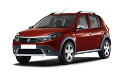 Автомобильные коврики EVA Renault Sandero Stepway I (2010-2012)