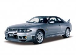Автомобильные коврики EVA Nissan Skyline R33, правый руль (1993-1998)