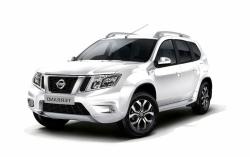 Автомобильные коврики EVA Nissan Terrano III (2014->)