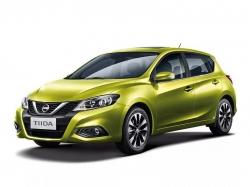 Автомобильные коврики EVA Nissan Tiida II C13 (2015-2018)