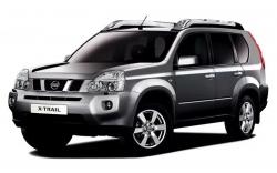 Автомобильные коврики EVA Nissan X-Trail II T31 (2007-2014)