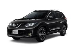 Автомобильные коврики EVA Nissan X-Trail III T32 (2013-2017)