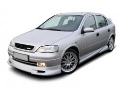 Автомобильные коврики EVA Opel Astra G седан (1998-2006)