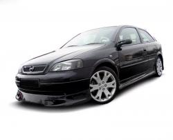 Автомобильные коврики EVA Opel Astra G хетчбек 5D (1998-2006)
