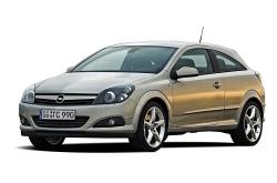 Автомобильные коврики EVA Opel Astra H GTC (2006-2014)