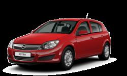 Автомобильные коврики EVA Opel Astra H хетчбек (2006-20014)