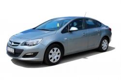 Автомобильные коврики EVA Opel Astra J седан (2011-2014)