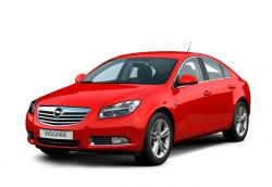 Автомобильные коврики EVA Opel Insignia I седан (2009-2017)
