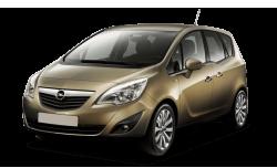 Автомобильные коврики EVA Opel Meriva B (2010-2014)