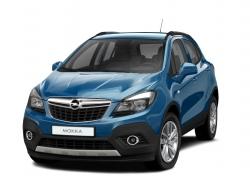 Автомобильные коврики EVA Opel Mokka (2012->)