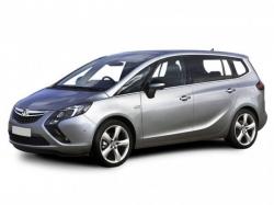Автомобильные коврики EVA Opel Zafira C (2011-2016)