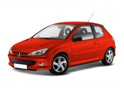 Автомобильные коврики EVA Peugeot 206 (1998-2012)