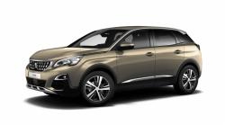 Автомобильные коврики EVA Peugeot 3008 I (2009-2016)