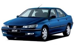 Автомобильные коврики EVA Peugeot 406 (1995-2004)