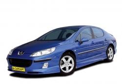 Автомобильные коврики EVA Peugeot 407 (2004-2010)