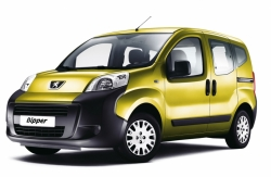 Автомобильные коврики EVA Peugeot Bipper (2008->)