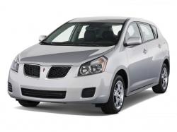 Автомобильные коврики EVA Pontiac Vibe II (2008-2011)