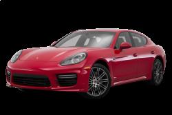 Автомобильные коврики EVA Porsche Panamera (2013-2016)