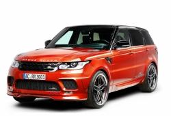 Автомобильные коврики EVA Range Rover Sport II (2013->)