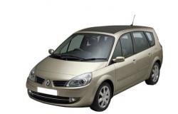 Автомобильные коврики EVA Renault Grand Scenic II (2003-2009)