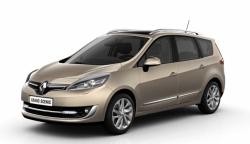 Автомобильные коврики EVA Renault Grand Scenic III (2009-2016)