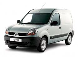 Автомобильные коврики EVA Renault Kangoo I 3D грузовой (1998-2008)