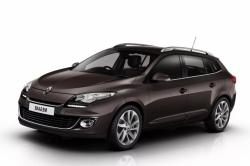 Автомобильные коврики EVA Renault Megane III универсал (2008-2013)