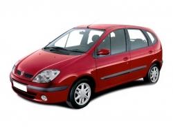 Автомобильные коврики EVA Renault Scenic I (1996-2003)
