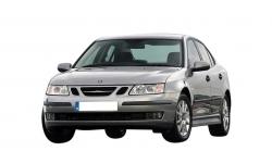 Автомобильные коврики EVA SAAB 9-3 I седан  (1998-2002)