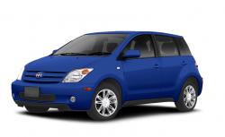 Автомобильные коврики EVA Scion xA (2004-2006)
