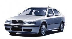 Автомобильные коврики EVA Skoda Octavia I Tour (2000-2010)