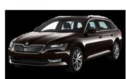 Автомобильные коврики EVA Skoda Superb III универсал (2015->)