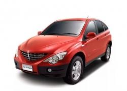 Автомобильные коврики EVA SsangYong Actyon I (2006-2011)
