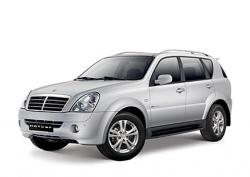 Автомобильные коврики EVA SsangYong Rexton I (2001-2006)