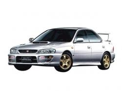 Автомобильные коврики EVA Subaru Impreza I GC/GF/GM (1992-2000)