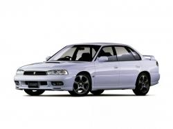 Автомобильные коврики EVA Subaru Legacy II BD/BG/BK (1994-1998)
