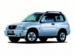 Автомобильные коврики EVA Suzuki Grand Vitara II 5D (1997-2006)