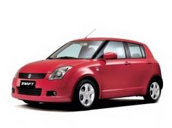 Автомобильные коврики EVA Suzuki Swift II (2004-2010)