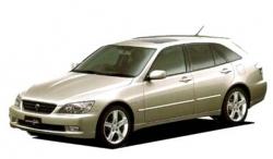 Автомобильные коврики EVA Toyota Altezza Gita 4WD, правый руль (1998-2005)