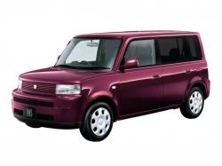 Автомобильные коврики EVA Toyota bB I, правый руль (2000-2005)