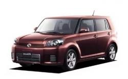 Автомобильные коврики EVA Toyota Corolla Rumion FWD, правый руль (2007-2015)