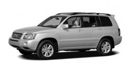 Автомобильные коврики EVA Toyota Highlander I (2001-2007)