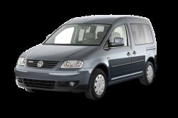 Автомобильные коврики EVA Volkswagen Caddy III Life (2004-2015)