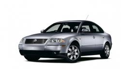 Автомобильные коврики EVA Volkswagen Passat B5+ седан (2001-2005)